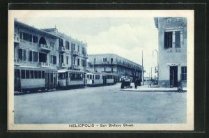 AK Heliopolis, San Stefano Street