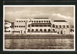 AK Zanzibar, H.H. The Sultan`s Palace
