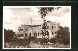 AK Zanzibar, British Residency