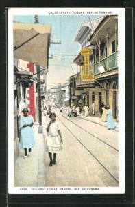 AK Panama, 13th East Street