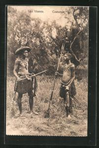 AK Sao Vicente, Costumes