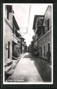 AK Mombasa, A Street