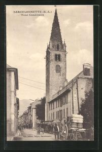 AK Barcelonnette, Tour Cardinalis