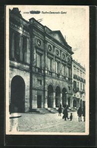 AK Barletta, Teatro Comunale Curci