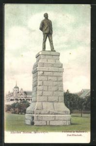 AK Bulawayo, Rhodes` Statue