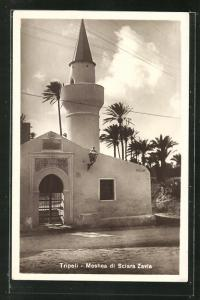 AK Tripoli, Moshea di Sciara Zavia