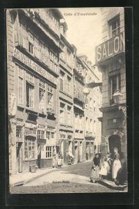 AK Saint-Malo, La Maison de Duguay-Trouin