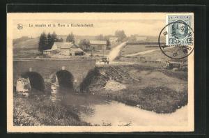 AK Küchelscheid, le moulin et la Roer