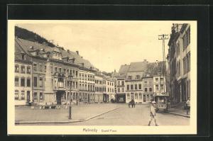 AK Malmedy, Grand'Place