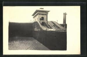AK Panama, Panama Canal, Lokomotive