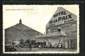 AK Braine-l`Alleud, Hotel de la Paix