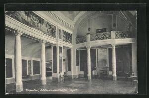 AK Klagenfurt, Jubiläums-Stadttheater, Foyer
