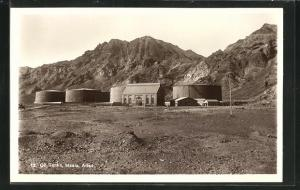 AK Aden, Oil Tanks, Maala