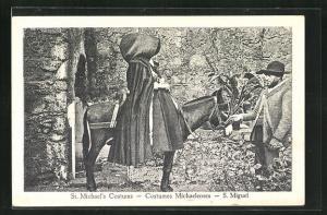 AK S. Miguel, St. Michael's Costums