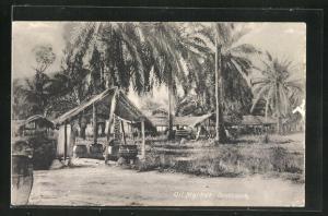 AK Dodowah, Oil Market