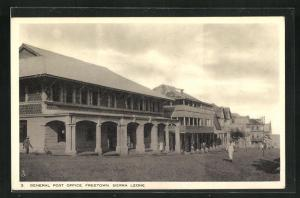 AK Freetown, General Post Office