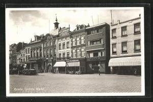 AK Breda, Groote Markt