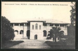 AK Duala, Palais du Gouvernement