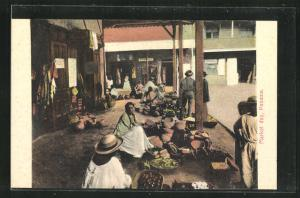 AK Panama, Market day