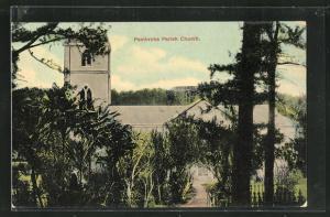 AK Bermuda, Pembroke Parish Church