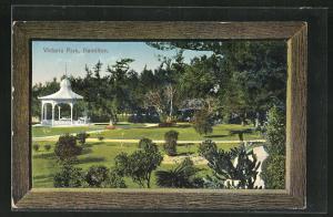Passepartout-AK Hamilton, Victoria Park