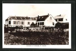 AK St. Helena, Residence of Napoleon
