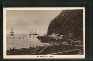 AK St. Helena, The Wharf