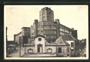 AK Eindhoven, Philipsgebouwen