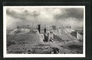 AK Aleppo, La Citadelle