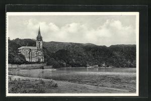 AK S. Miguel-Acores, Lago das Furnas