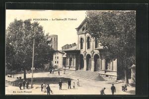 AK Puigcerda, Le Theatre