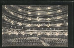 AK Barcelona, Gran Teatro Liceo, Sala