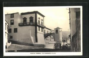 AK Funchal /Madeira, The Governor`s Palace