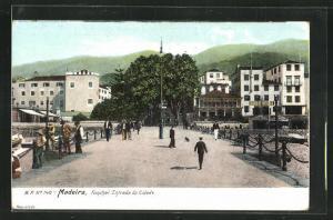 AK Funchal /Madeira, Entrada da Cidade