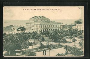 AK Madeira, Theatro D. Maria Pia