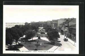 AK Viana do Castelo, Jardim Publico, junto ao rio Lima