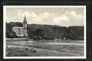 AK St. Miguel, Lago das Furnas, Igreja