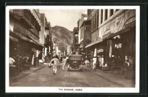 AK Aden, View on Tin Bazaar