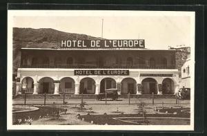 AK Aden, Hotel de l`Europe