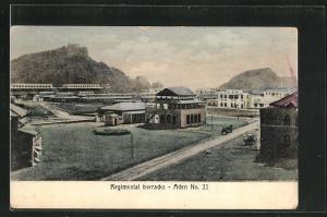 AK Aden, Regimental Barracks No.33