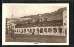 AK Aden, Grand Royal Hotel