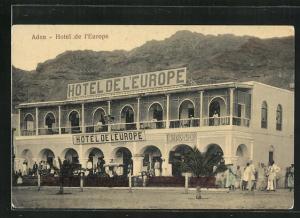 AK Aden Hotel de l`Europe