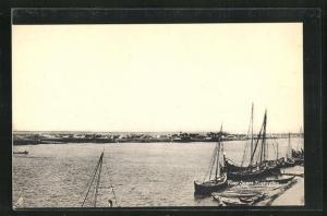 AK Basra, River Scene, Euphrates