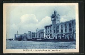 AK Heliopolis, Heliopolis House and Palace Hotel