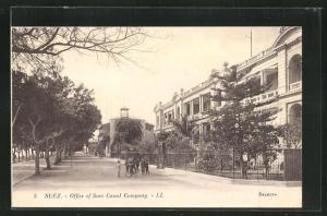 AK Suez, Office of Suez Canal Company