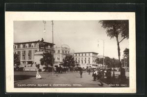 AK Cairo, Opera Square & Continental Hotel