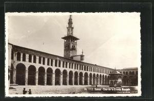 AK Damas, Cour de la Grande Mosquee