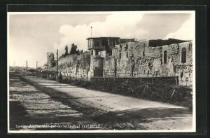 AK Damas, Ancien Mur par ou Saint Paul s`est enfuit