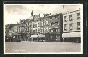 AK Breda, Geschäften am Grossen Markt