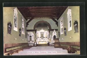 AK Ciudad Juarez, Interior of Mission Guadalupe